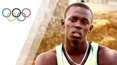Usain Bolt at age 17 | Before They Were Superstars