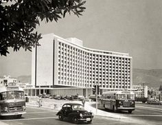Emblematic Athens Hilton turns Luxurious hotel became associated with changing face of Greek capital, not always for the best By Dimitris Rigopoulos Attica Athens, Athens Greece, Old Pictures, Old Photos, Vintage Photos, Greece History, Good Old Times, History Of Photography, Greek Islands