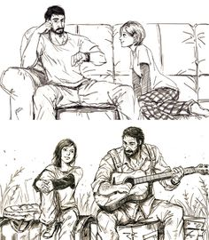 Past and Now by ~Scyao on deviantART