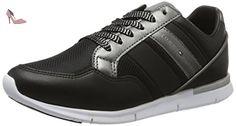 Tommy Hilfiger M2285OON 1C2, Sneaker Bas Cou Homme, Bleu (Midnight), 40 EU
