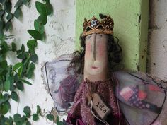 Queen Ida Fey by Baggaraggs on Etsy