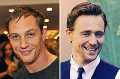 Is Tom Hiddleston Or Tom Hardy Your Soulmate? Im so happy i took the quiz and got Tom Hardy!!! Comment who you got