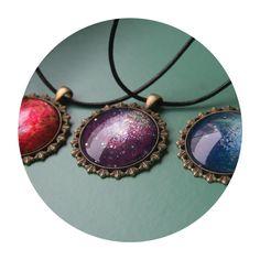 """Trinity Force"" | Elubium | Galaxy Jewelry | Online Store | Low Cost | Handmade | Craft"