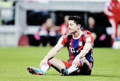 Robert Lewandowski....