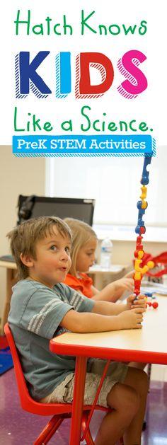 STEM for the Preschool Classroom Prek Literacy, Preschool Science Activities, Steam Activities, Kindergarten Science, Preschool Curriculum, Preschool Classroom, Preschool Activities, Homeschooling, Steam Learning