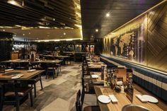 Gyukaku Restaurant at Neo Soho Mall by Metaphor Interior Jakarta  Indonesia