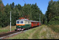 Foto RailPictures.Net: ferro checos CD 100 003-3 em Sudoměřice u Bechyně…