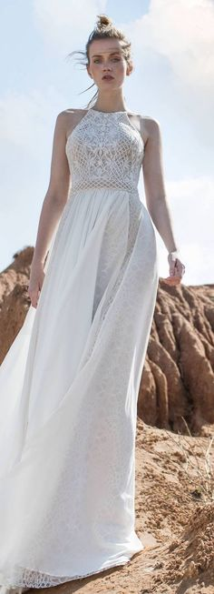 Wedding Dress by Limor Rosen Bridal Couture 2018 Free Spirit Collection - Whitney