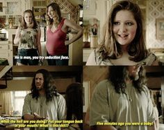 *snort* The seasons where Kevin looked like Jesus were my favorite seasons of Shameless.