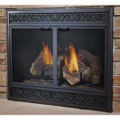 7 best new fireplace doors images fireplace glass doors doors rh pinterest com