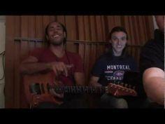 ▶ Almah Studio Report 2011 - Guitar recordings (Pt. 2) - YouTube