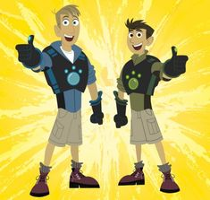 "Addie's FAVORITE Show (2014) is 'Wild Kratts' aka Martin and Chris Kratt, who are TV biologists -- the other day, Addie asked, ""Mom, do you know the difference between a wide-mouth Bass and a small-mouth Bass?"""