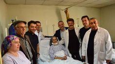 Devlet Hastanesinde son 2 ayda 20 hastaya açık kalp ameliyatı yapıldı!...