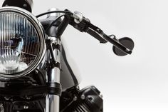 2015 Moto Guzzi LeMans Custom
