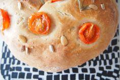 Tomato-Rosmarin Bread