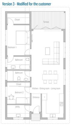 house design house-plan-ch319 21