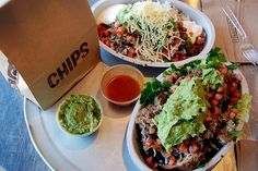 Chipotle, heaven on earth