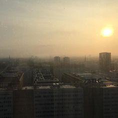 Guten morgen Berlin! #berlin #nofilter