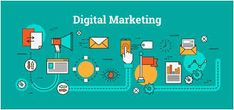 Digital Marketing Services in India has reached splendid heights in the business world. With the boom in demand of online marketing services, the number of Digital Marketing Companies is expanding at… Role Of Digital Marketing, Digital Marketing Channels, Top Digital Marketing Companies, Online Marketing Services, Best Seo Services, Social Media Marketing Agency, Internet Marketing, Marketing Institute, Marketing Training