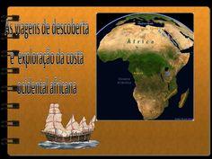 O Infante D. Henrique Enquanto decorria a colonização dos arquipélagos atlânticos, o Infante D. Henrique prosseguiu com as viagens de exploração da costa ocide…