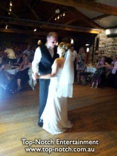 Bridal Waltz First Dance At Roombas Mount Aitken Victoria Top