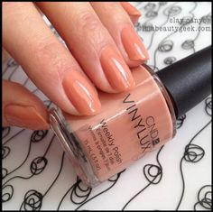 I'm so not a fan of neutrals. But, being in school, I'm forced to wear short neutral nails.