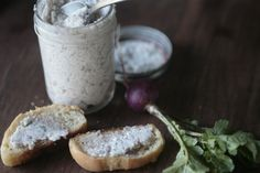 Radish Butter - another delicious way to use up all those radishes