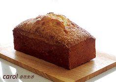 基本磅蛋糕 (分蛋做法無添加泡打粉)。pound cake (no Baking Powder ) - 實作影片