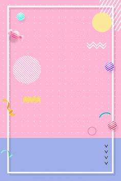 Pink geometric wave point line Kids Background, Background Templates, Background Patterns, Geometric Background, Cute Backgrounds, Cute Wallpapers, Wallpaper Backgrounds, Cute Pastel Wallpaper, Print Wallpaper