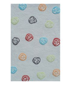 Dotson Rug by The Rug Market on #zulily
