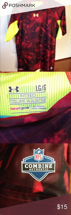Under Armour shirt Size large excellent condition Under Armour Skirts