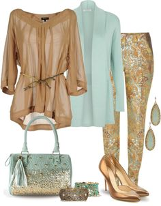 """""""Miss Sixty Blouse"""" by yasminasdream ❤ liked on Polyvore"""