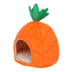 Rockruck Pineapple Design Pet House Dog Warm Cave Nest Cozy Sleeping Bed for Dog and Cat Puppy,Sleeping Bag Ideal for the Pet Under 8Kg * Find out more about the great product at the image link. (This is an affiliate link and I receive a commission for the sales) #Kitty
