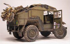 Tamiya Model Kits, Tamiya Models, Diecast Models, Weather Models, Bug Out Vehicle, Model Building Kits, Modeling Tips, Military Modelling, Military Diorama