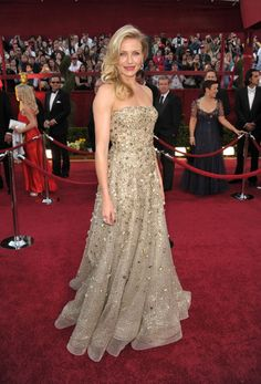 82nd Annual Academy Awards - Arrivals, Cameron Diaz...she gets it so right!
