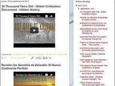 """28.09.17 Blog """"La Caracola"""" - Diario de Información del Mar - Aprocean"""