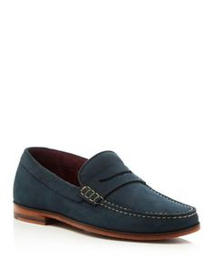 TED BAKER Miicke Penny Loafers. #tedbaker #shoes #flats