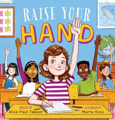 Booktopia has Raise Your Hand by ALICE PAUL TAPPER. Buy a discounted Hardcover of Raise Your Hand online from Australia's leading online bookstore. Girl Scout Troop, Girl Scouts, Alice Paul, Mighty Girl, New Children's Books, Read Books, Raise Your Hand, Popular Books, S Pic