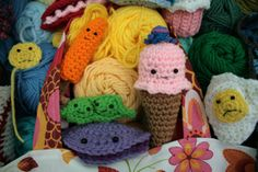 Qualities of different types of yarn fibers