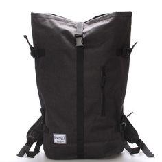 Jedinečný velký stylový unisex batoh černý - New Rebels Rebback Rebel, Calvin Klein, Backpacks, Adidas, Unisex, News, Zip, Notebook, Products