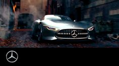 Justice League: Making-of  with the E-Class Cabriolet & Vision Gran Turismo