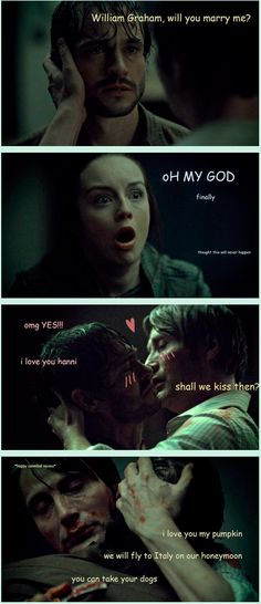 i am abbigail Hannibal Funny, Nbc Hannibal, Hannibal Lecter, Hannibal Quotes, Hannibal Tv Series, Psychological Horror, Complicated Relationship, Mads Mikkelsen, Mass Effect