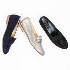 Every girl needs a classic loafer in their life and this superb fitting refined style by Paul Green fits the bill perfectly. Made in Austria. *UK sizes.