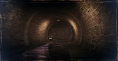 """Second Life Pic of the Day 02/20/2013  """"Beneath the City"""" , photo by Jon Vetinari."""