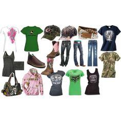 LOVE!! Browning Shirt-$18 Camo Shirt-$40 Fox Shirt-$16 Tank Top-$22 Pink Shirt-$19 3rd Jeans-$28 Camo Purse-$33