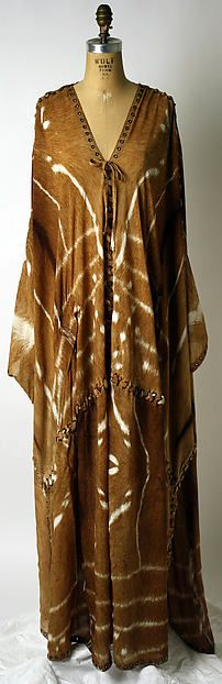 4d2936538801 Caftan designer Tomford for the house of Gucci ..spring/summer 2002 Costume,