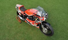 Amelia Island 2015 Concours Motorcycles Class