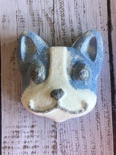 Excited to share this item from my #etsy shop: Frenchie Bath Bomb Cute French Bulldog, Blue Lagoon, Rubber Duck, Bath Bombs, Dog Lovers, Etsy Shop, Unique Jewelry, Handmade Gifts, Kid Craft Gifts