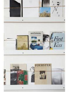 Lectuurbak aan de muur | ELLE