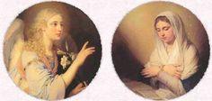 В.Л.Боровиковский. Благовещение. 1804 | художники и их картины | Постила